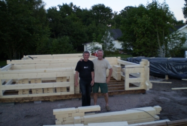 About building a house